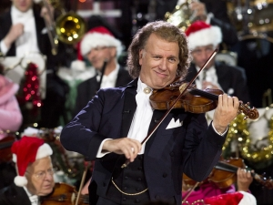 André Rieu: Christmas in my hometown!